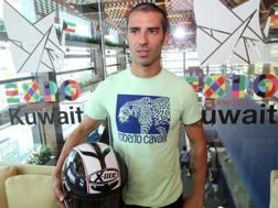 Marco Melandri, 33 anni. Ansa