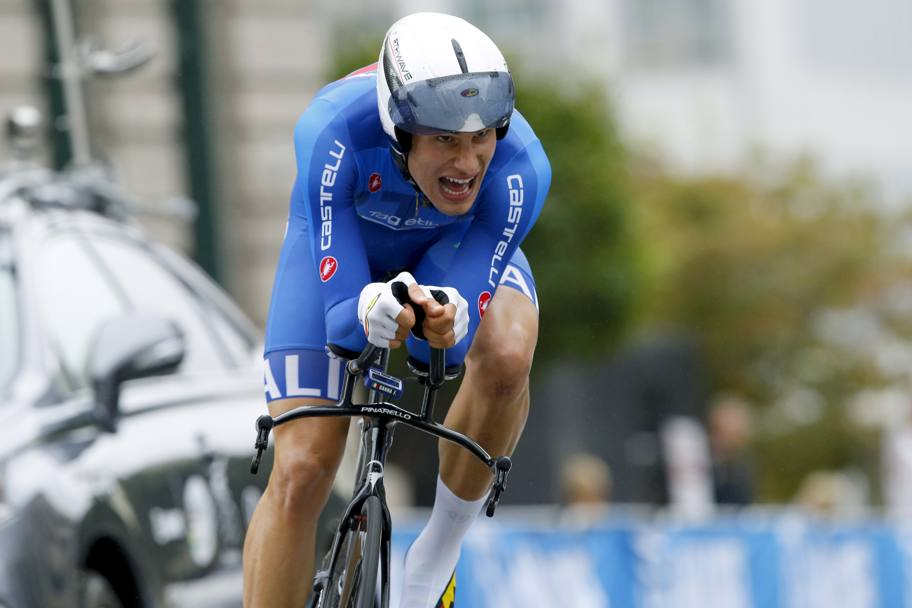 Mondiale di Richmond, 13esimo nella crono under 23. Bettini