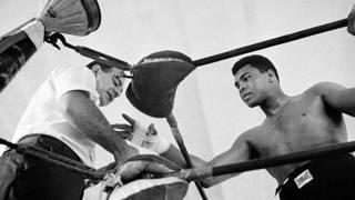 Muhammad Ali nato  il 17 gennaio 1942 a Louisville negli Usa. LaPresse