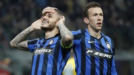 Inter, Icardi da urlo: gol e assist.  La rincorsa Champions passa da lui