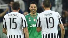 Buffon, Barzagli, Bonucci: fattore B. Getty