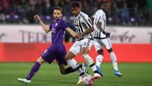 Mario Lemina, 22 anni, ieri al Franchi contro la Fiorentina. Lapresse