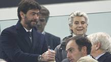 Andrea Agnelli, presidente della Juve. LaPresse