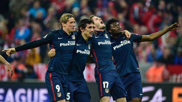 5ce5acaac Bayern-Atletico 2-1, Simeone in finale di