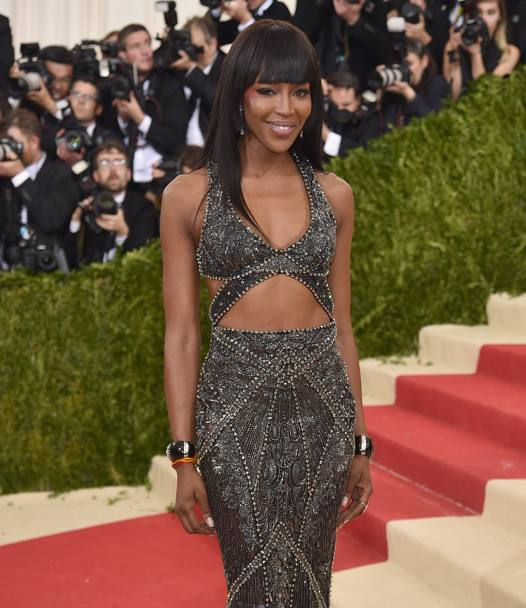 L'intramontabile Naomi Campbell