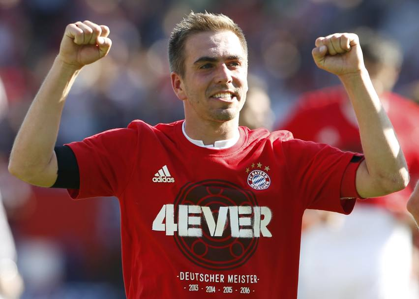 Philipp Lahm. Reuters
