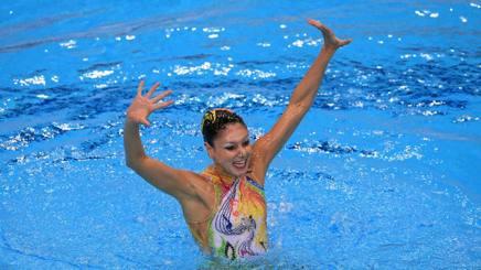07a7e906d83f Nuoto sincro: l'Italia a squadre si prende subito