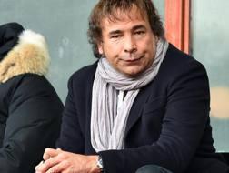 Stefano Bonacini, presidente del Carpi. LaPresse