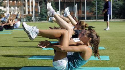 Fitness: addominali super con un allenamento avanzato