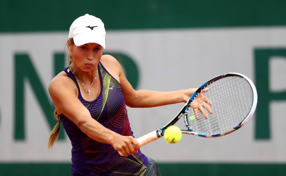La kazaka Yulia Putintseva (Getty Images)