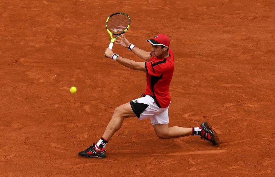 L'argentino Facundo Bagnis (Getty Images)