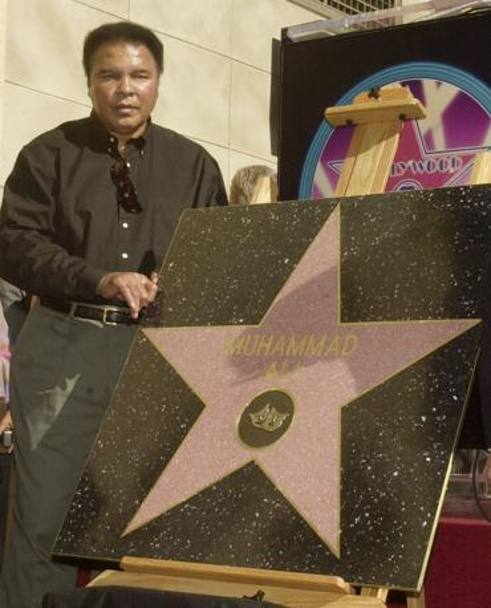 A Hollywood, nella Walk of Fame.