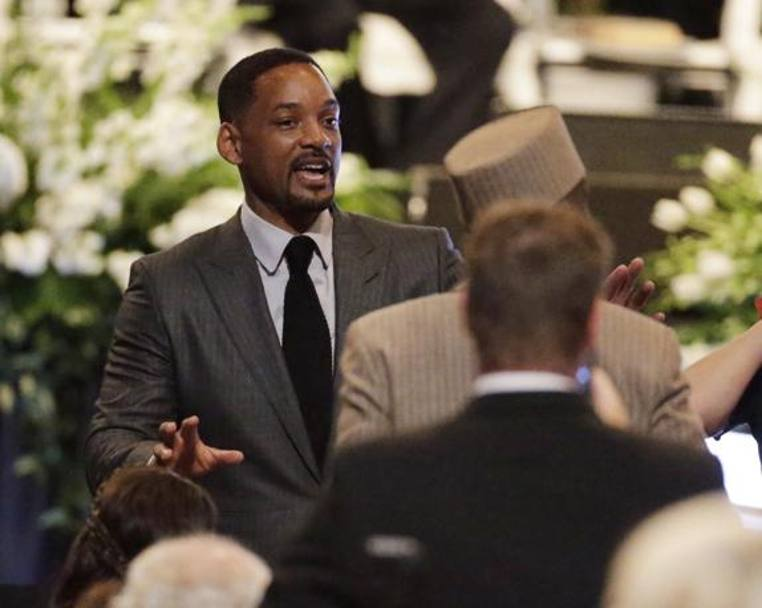 L'attore Will Smith