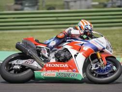 Nicky Hayden, iridato 2006 della MotoGP. LaPresse