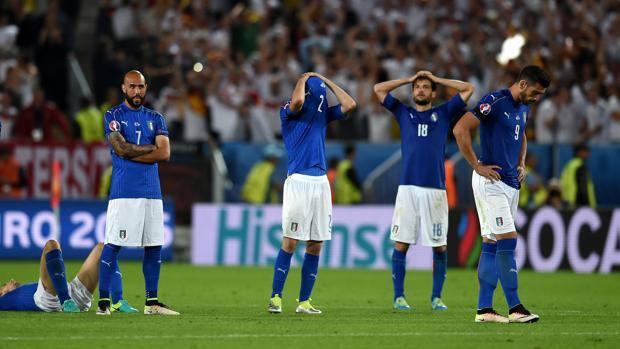 Germania-Italia 7-6 ai rigori  azzurri a casa 4df35b6589fcc