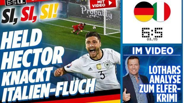 Germania in delirio