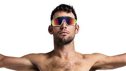 Il campione di ciclismo Mark Cavendish
