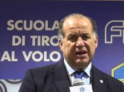 Il presidente Luciano Rossi