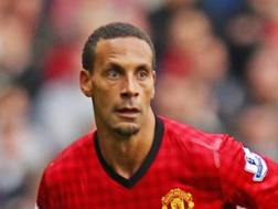 Rio Ferdinand. Action Images