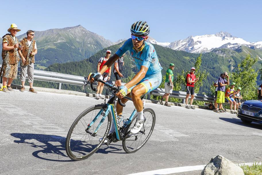 Diego Rosa, 27 anni. Bettini
