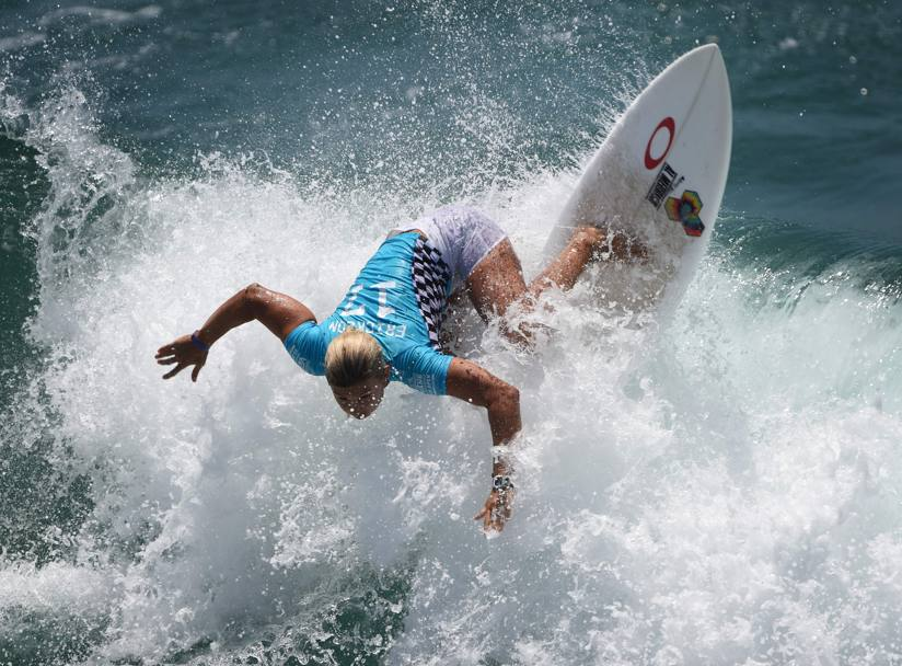 US Open of Surfing California (Afp)