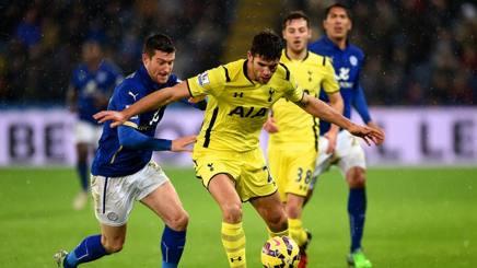 5d0db30b52 Roma, preso Fazio dal Tottenham: prestito con