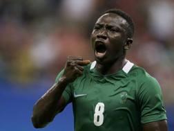 Oghenecaro Etebo, 20 anni. Reuters