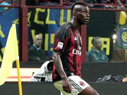 Mario Balotelli, 25 anni. Forte