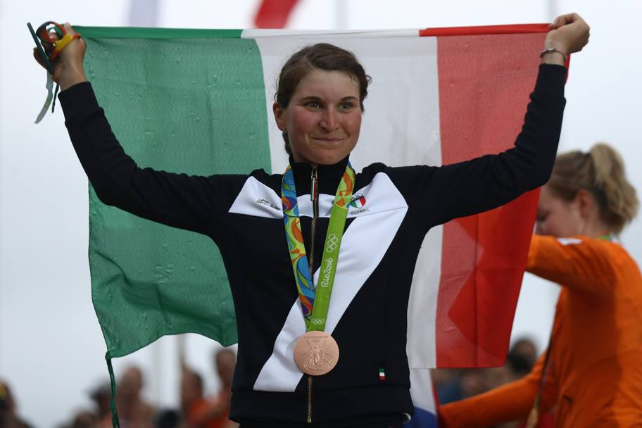 Elisa Longo Borghini (Getty Images)
