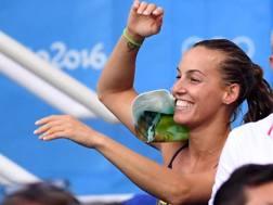 Tania Cagnotto, 31 anni. LaPresse