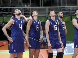 Gli Italiani guardano in alto...