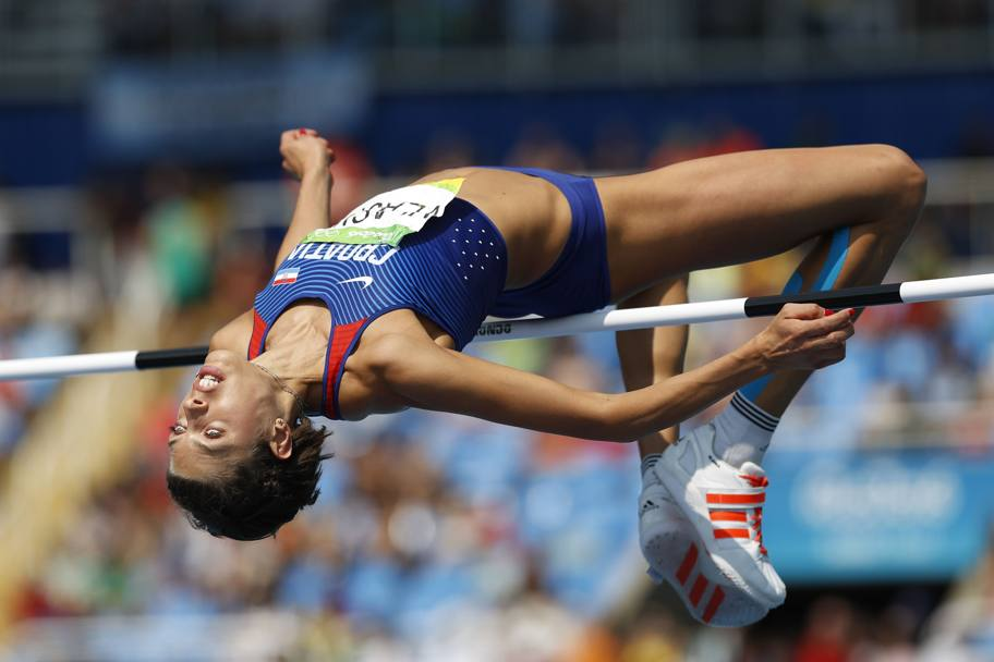 Blanka Vlasic, Croazia (Afp)