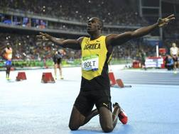 Usain Bolt, 30 anni domenica. Reuters