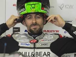 Eugene Laverty, 30 anni, pilota della Ducati Aspar in MotoGP. Getty