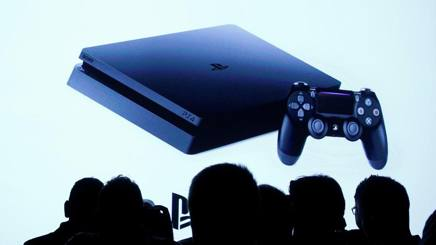La Sony Playstation 4. Reuters