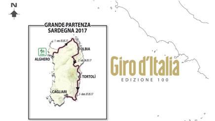 La grande partenza in Sardegna