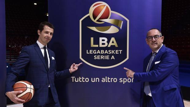 Lega Basket Calendario.Basket Serie A Presentato Campionato Con Nuovo