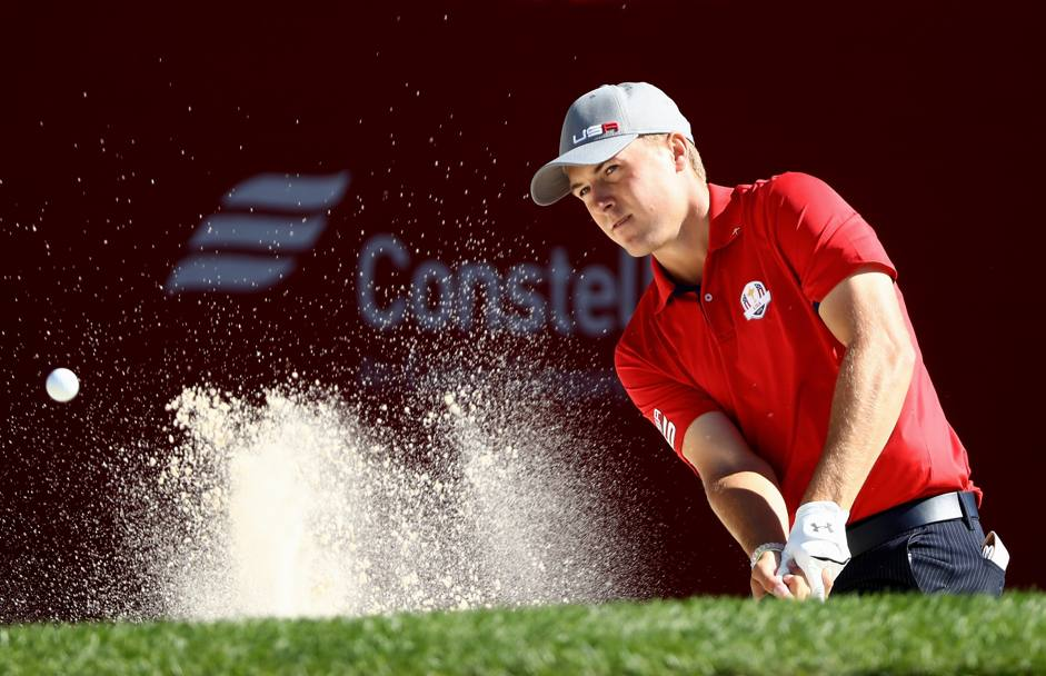 Jordan Spieth del Team Usa AFP