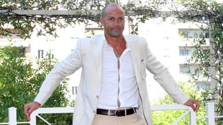 Stefano Bettarini. Ansa