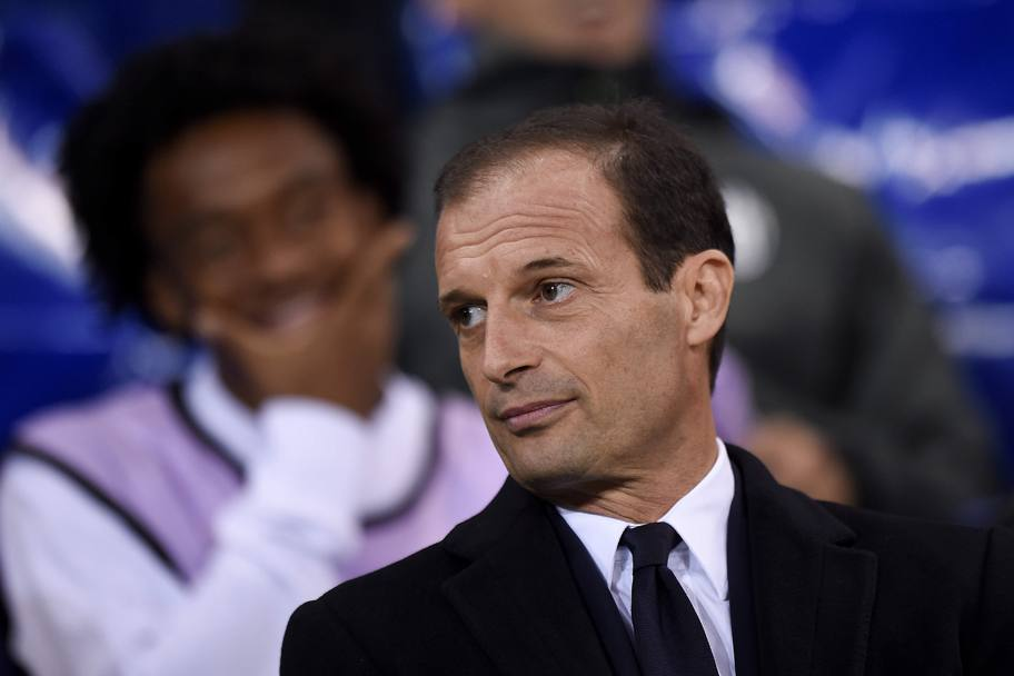 Massimiliano Allegri, AFP