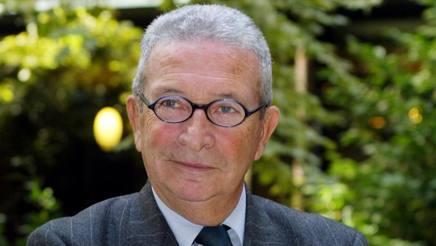 Luciano Rispoli, 84 anni. Ansa