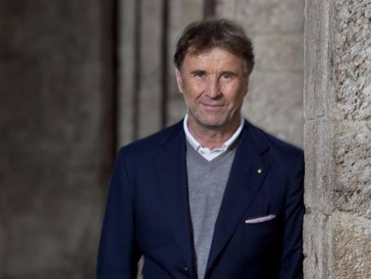 L'imprenditore umbro Brunello Cucinelli