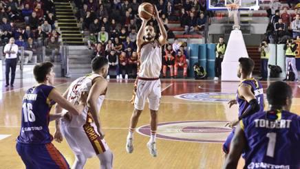 Massimo Chessa al tiro. Ciam/Cast