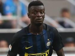 Assane Demoya Gnoukouri, 20 anni, centrocampista ivoriano dell'Inter. Getty Images