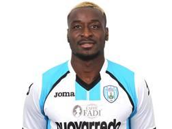 M'Bala Nzola, 20 anni, attaccante francese della Virtus Francavilla