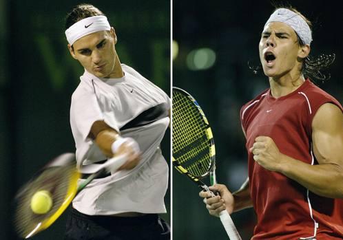 97645eff3f05e Tennis, a Miami è Federer-Nadal, una finale
