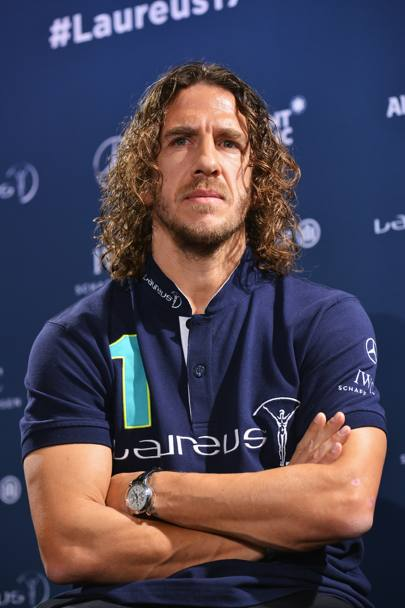 Carles Puyol. Getty