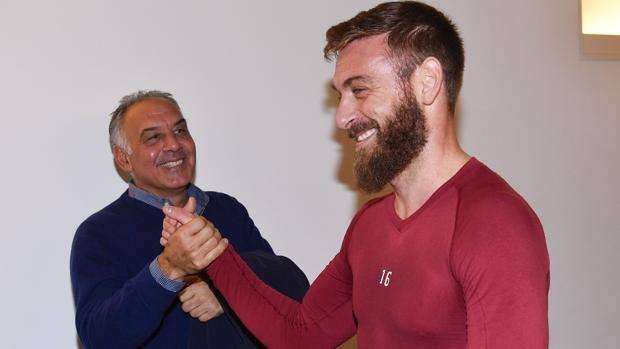 James Pallotta 59 Anni Insieme A Daniele De Rossi Getty