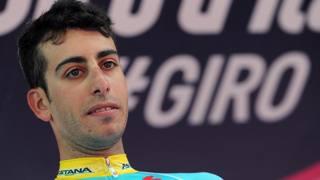 Niente Giro d'Italia per Fabio Aru. Ansa
