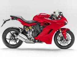 La Ducati Supersport